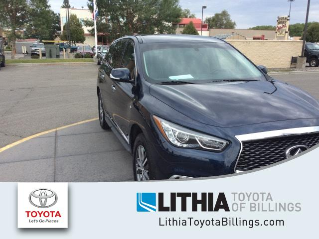 INFINITI QX60 Under 500 Dollars Down