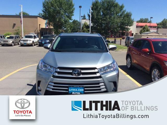 Toyota Billings Mt >> Check Out This 2019 Toyota Highlander Should I Get It