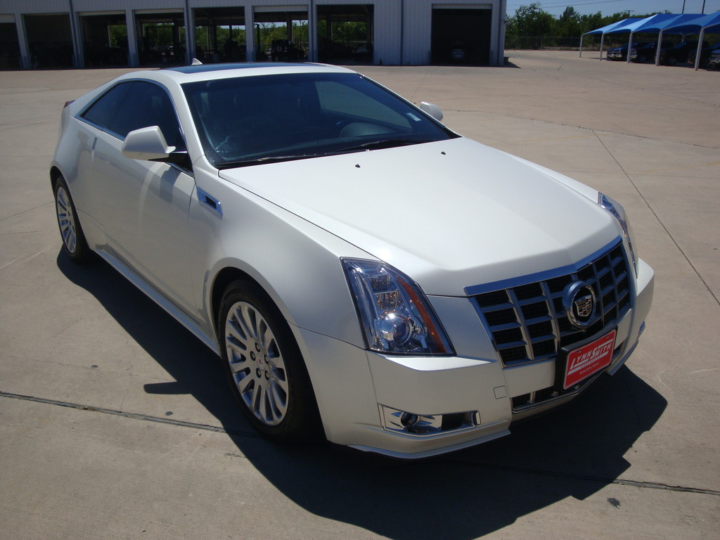 Pre Owned Cadillac CTS Coupe Under $500 Down
