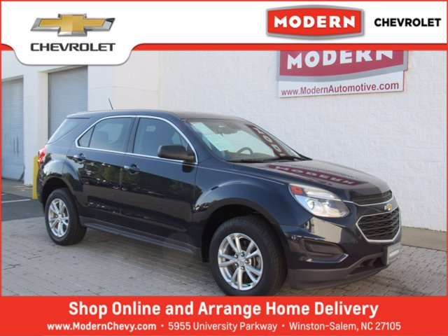 2017 Chevrolet Equinox LT photo