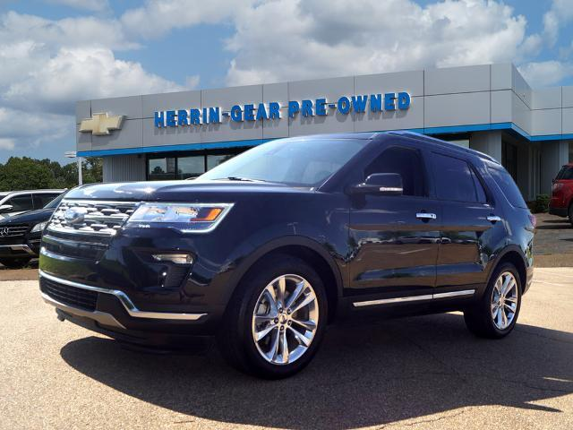2018 Ford Explorer Limited photo