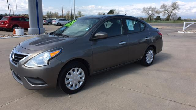 Nissan Versa Under 500 Dollars Down