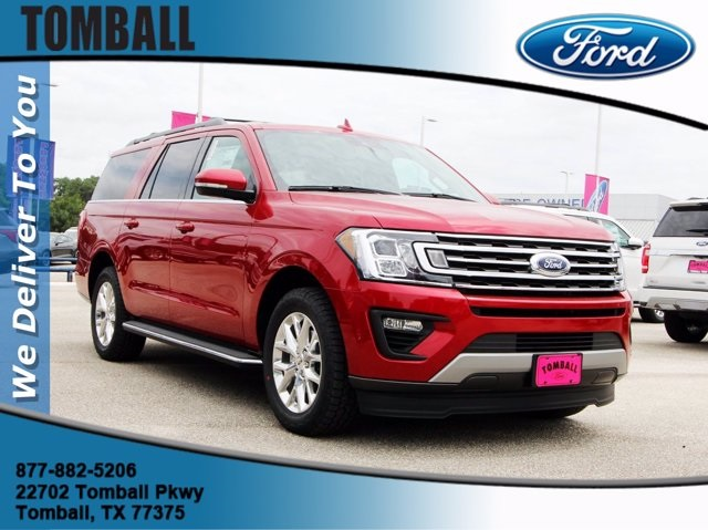 2020 Ford Expedition Max XLT photo