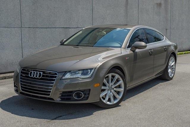 Audi A7 Under 500 Dollars Down