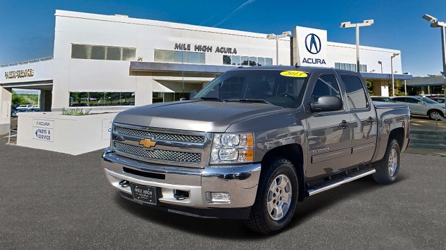 Chevrolet Silverado 1500 Under 500 Dollars Down