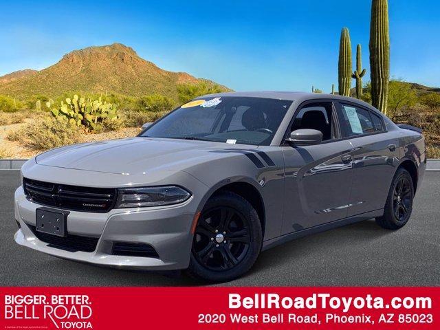 2019 Dodge Charger SE photo
