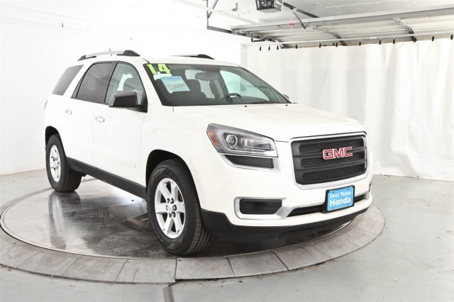 new and used gmc acadia for sale in austin tx the car connection. Black Bedroom Furniture Sets. Home Design Ideas