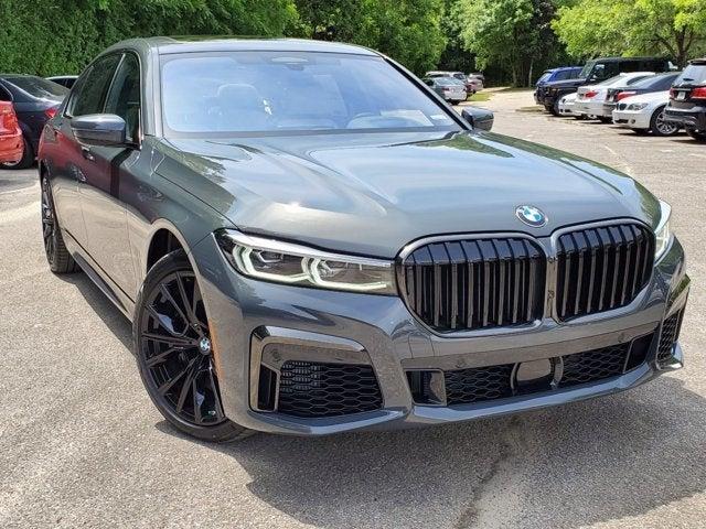 Thumbnail - 2022 BMW 7 Series