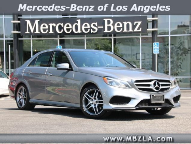New And Used Mercedes Benz E Class For Sale In Los Angeles