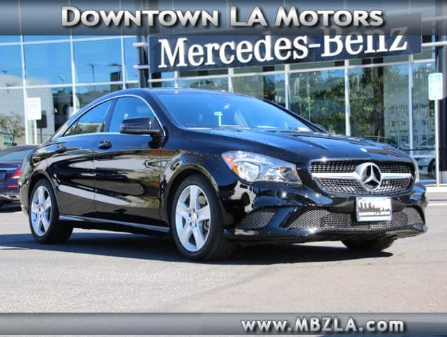 2015 Mercedes-Benz CLA-Class CLA250 photo
