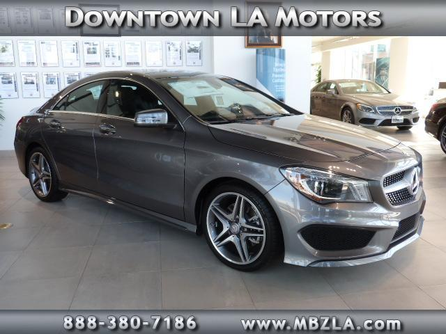 New And Used Mercedes Benz Cla Class For Sale In Los