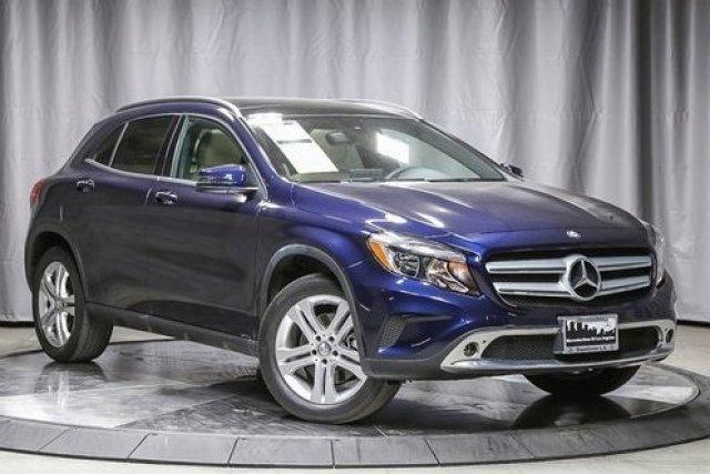 Mercedes-Benz GLA Under 500 Dollars Down