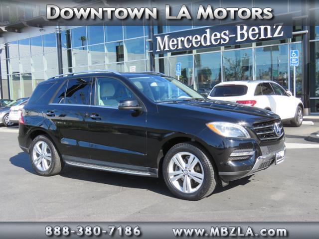 Used mercedes benz m class for sale in los angeles ca for Downtown la motors mercedes benz