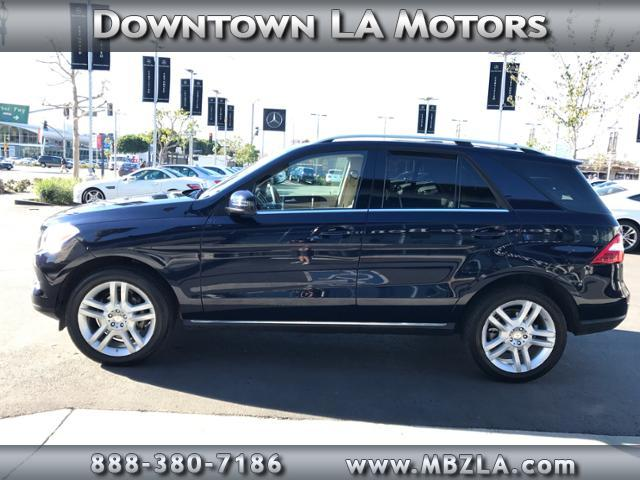 Used Mercedes Benz M Class For Sale In Los Angeles Ca