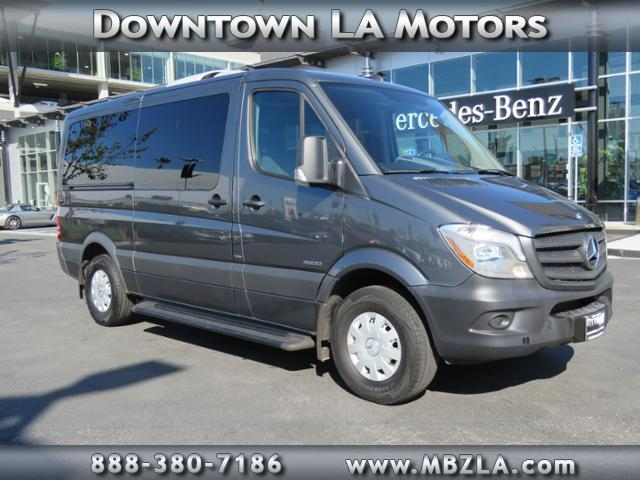 New and used mercedes benz sprinter passenger vans for for Downtown la motors mercedes benz