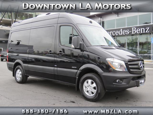 New and used mercedes benz sprinter passenger vans for for Mercedes benz sprinter passenger van for sale