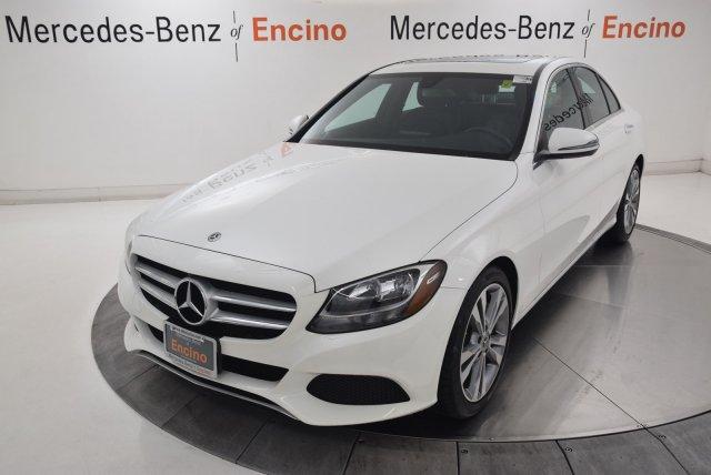 2018 Mercedes-Benz C insert