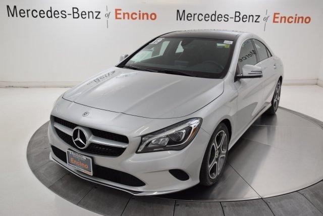 2019 Mercedes-Benz CLA