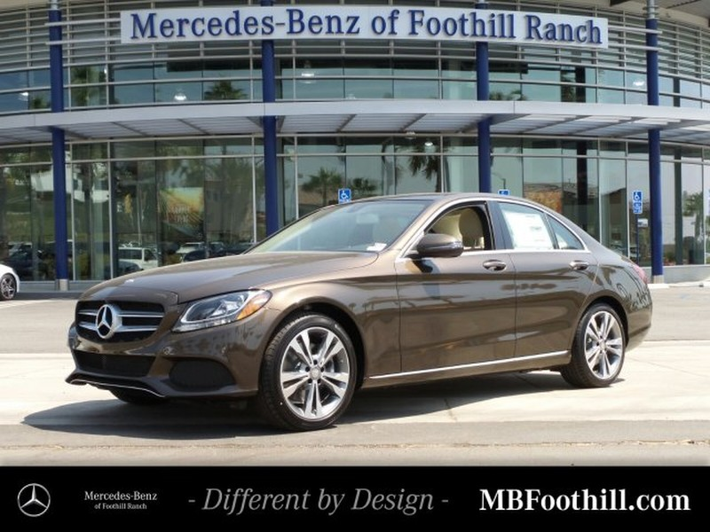 New and used brown mercedes benz for sale in california for Foothill ranch mercedes benz used