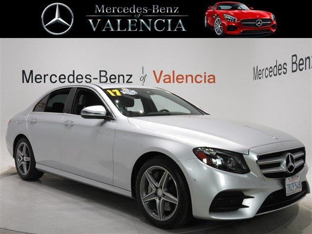 2017 Mercedes-Benz E