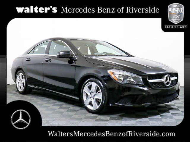 Used mercedes benz cla for sale in foothill ranch ca u for Foothill ranch mercedes benz used