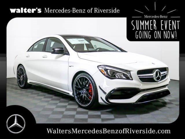 Mercedes benz cla class for sale in los angeles ca the for Walters mercedes benz riverside ca