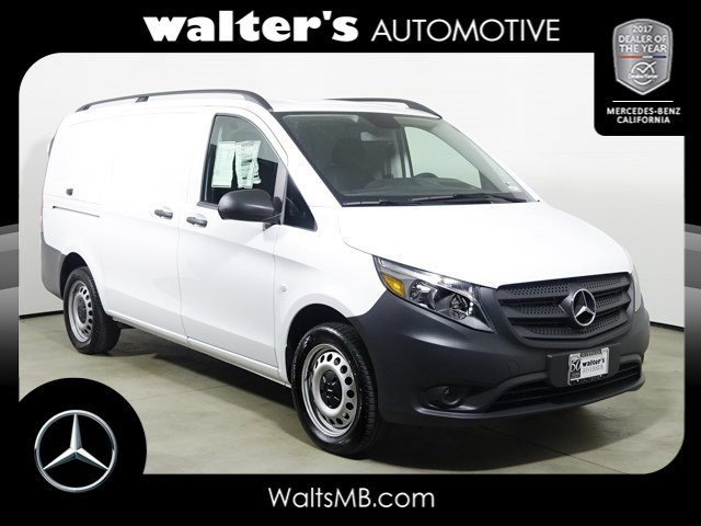 New and used mercedes benz metris cargo van for sale the for Walter mercedes benz riverside ca