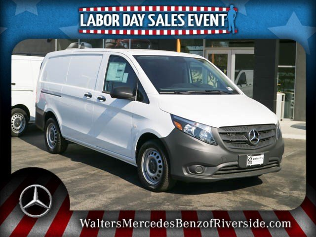 Mercedes benz metris cargo van for sale the car connection for Walters mercedes benz riverside
