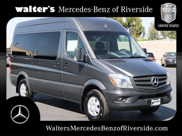 Mercedes benz sprinter for sale the car connection for Walter s mercedes benz riverside
