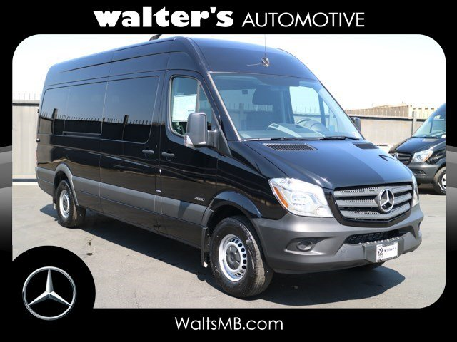 New and used mercedes benz sprinter passenger vans for for Used mercedes benz minivan for sale
