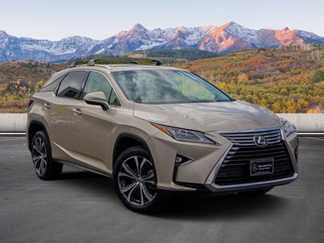 Colorado Springs, CO - 2016 Lexus RX 350