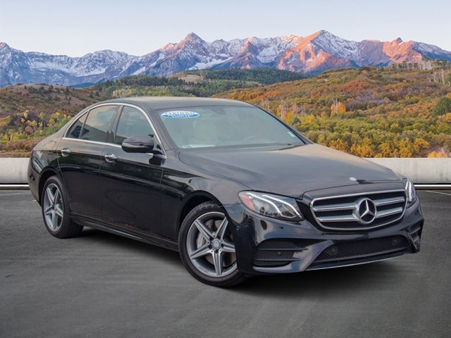 Colorado Springs, CO - 2017 Mercedes-Benz E-Class