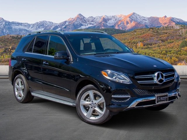Colorado Springs, CO - 2016 Mercedes-Benz GLE