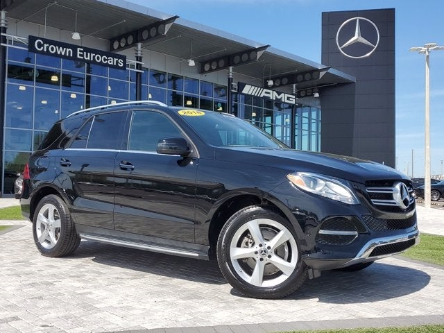 2018 Mercedes-Benz M-Class ML350 photo