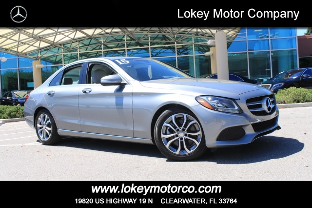 Used mercedes benz c for sale in tampa fl u s news for Lokey mercedes benz clearwater fl 33764