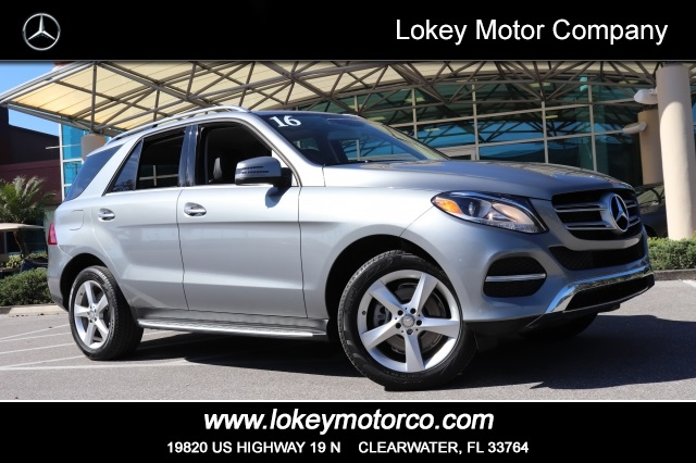 New and used mercedes benz gle for sale in clearwater fl for Lokey mercedes benz clearwater fl 33764