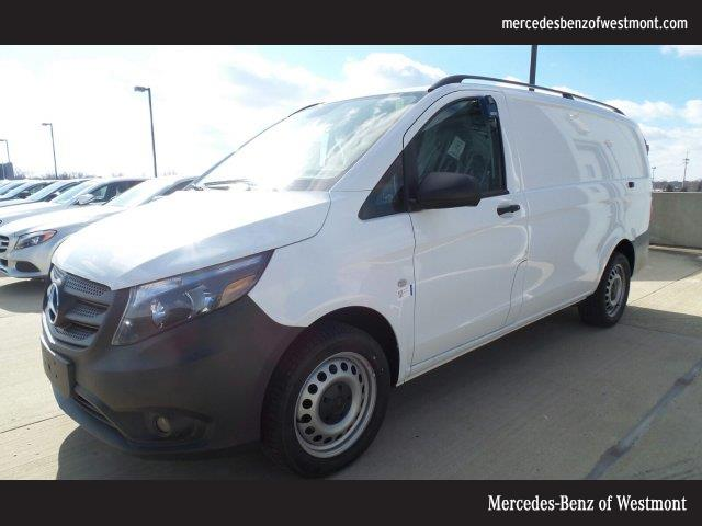 New mercedes benz metris cargo van for sale in chicago il for Mercedes benz of westmont il