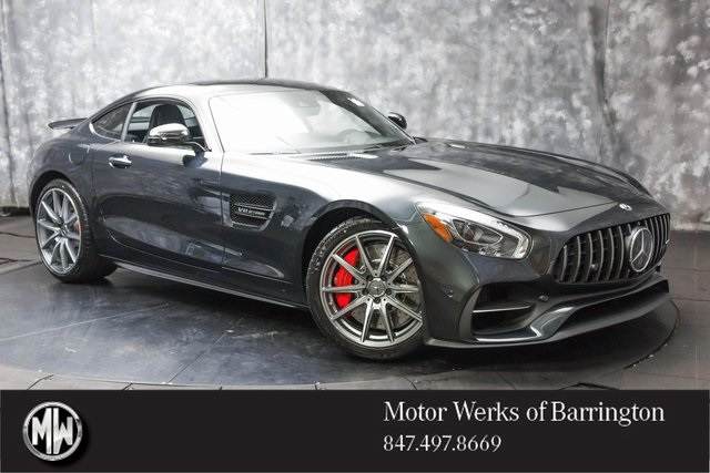 New and used mercedes benz amg gt for sale in chicago il for Motor werks of barrington mercedes benz