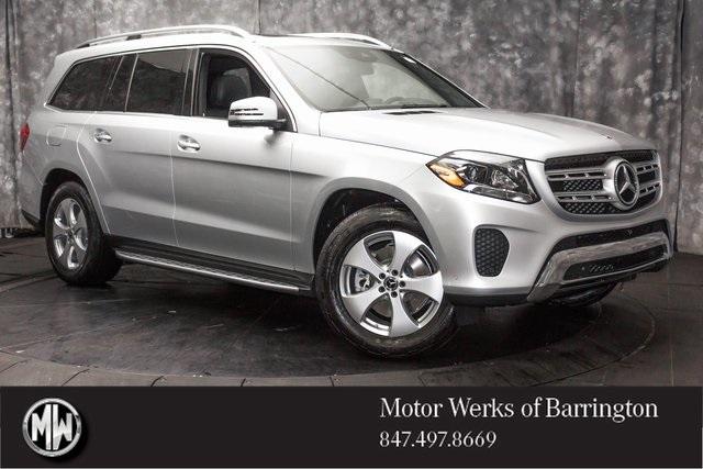Mercedes benz gls for sale the car connection for Motor werks of barrington mercedes benz