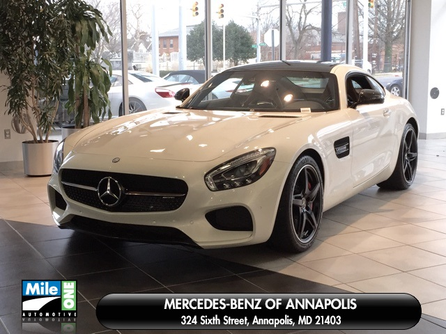 New and used mercedes benz amg gt for sale in baltimore for Used mercedes benz for sale in md
