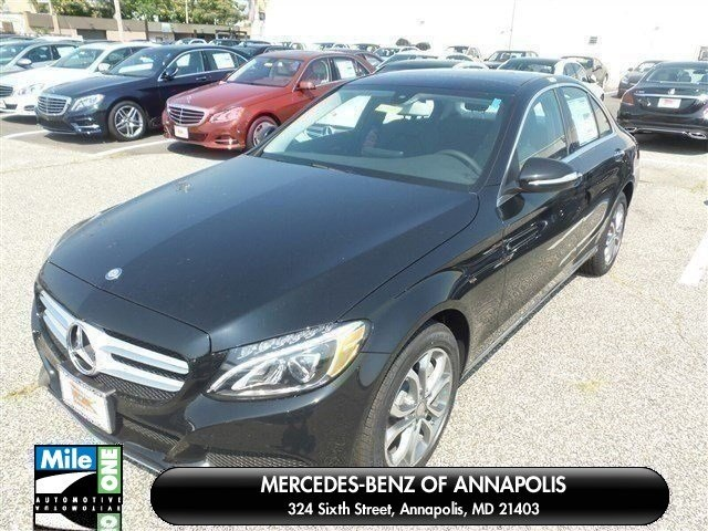 Used mercedes benz c for sale in silver spring md u s for Mercedes benz dealer in annapolis md