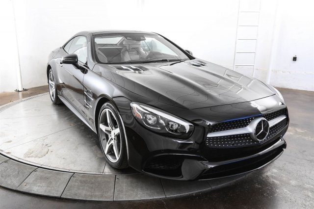 New and used mercedes benz sl for sale the car connection for Mercedes benz of westmont inventory