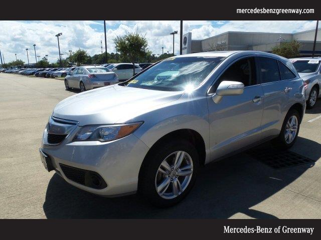 New and used acura rdx for sale in houston tx the car for Mercedes benz greenway inventory