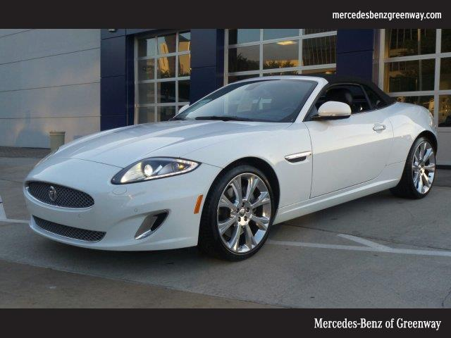 New and used jaguar xk for sale in houston tx the car for Mercedes benz houston greenway