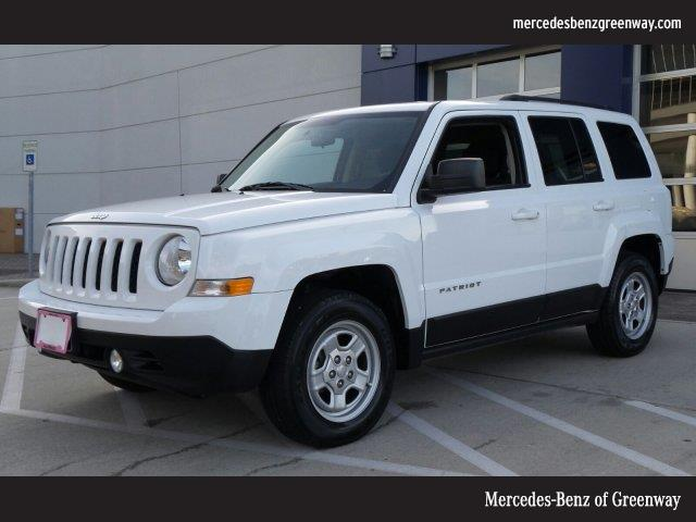 new and used jeep patriot for sale in houston tx the car connection. Black Bedroom Furniture Sets. Home Design Ideas