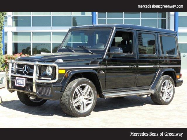 New and used mercedes benz g class for sale in houston tx for Mercedes benz greenway inventory