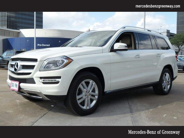 Used mercedes benz gl class for sale in houston tx the for Mercedes benz greenway inventory