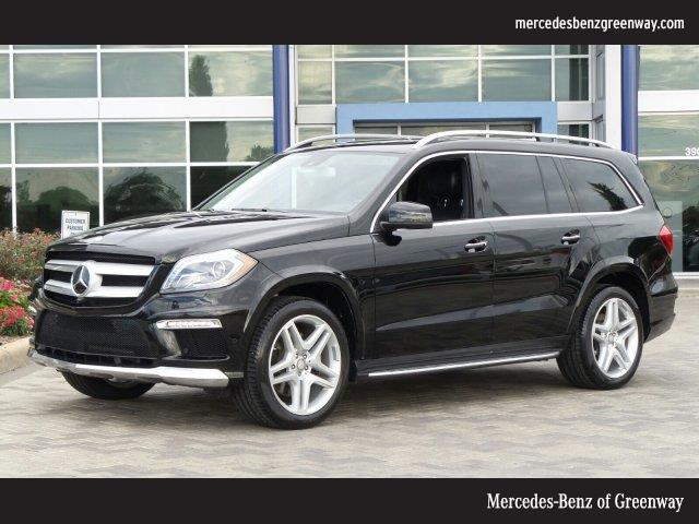 New and used mercedes benz gl class for sale in houston for Mercedes benz north houston inventory
