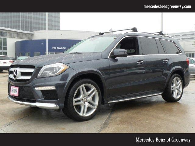 Used mercedes benz gl class for sale in houston tx the for Mercedes benz north houston inventory