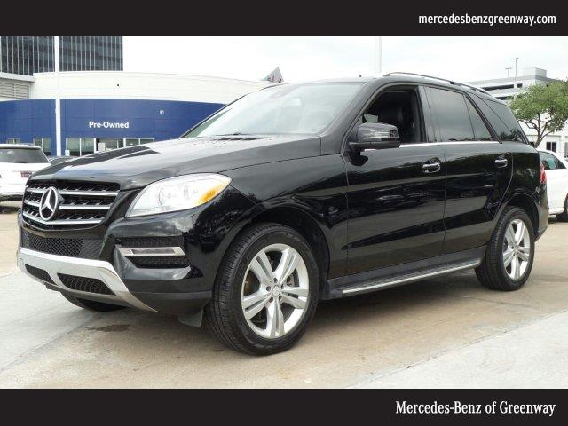 Pre Owned Mercedes-Benz M-Class Under $500 Down